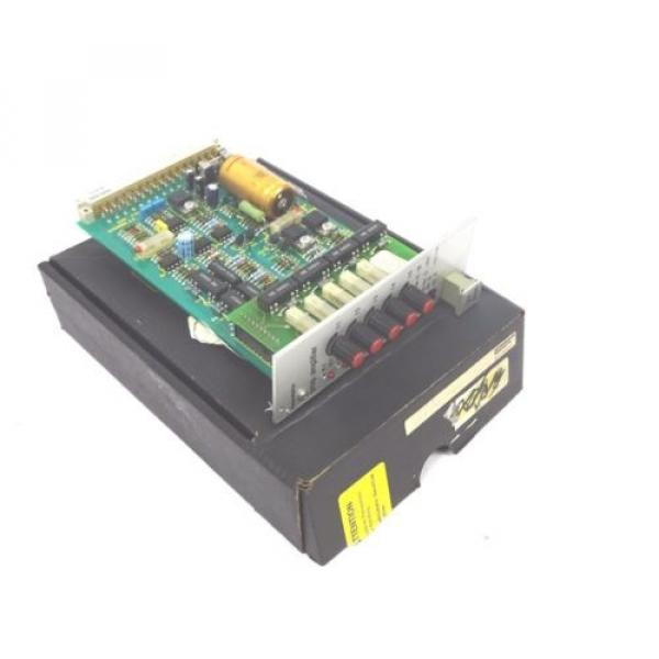 NEW Canada India REXROTH VT-3006-S35-R5 AMPLIFIER PROPORTIONAL PC BOARD VT3006S35R5 #1 image