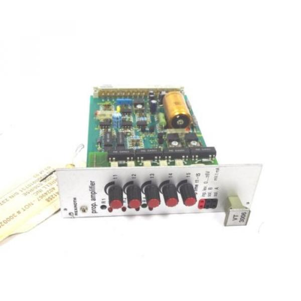 NEW Canada India REXROTH VT-3006-S35-R5 AMPLIFIER PROPORTIONAL PC BOARD VT3006S35R5 #2 image