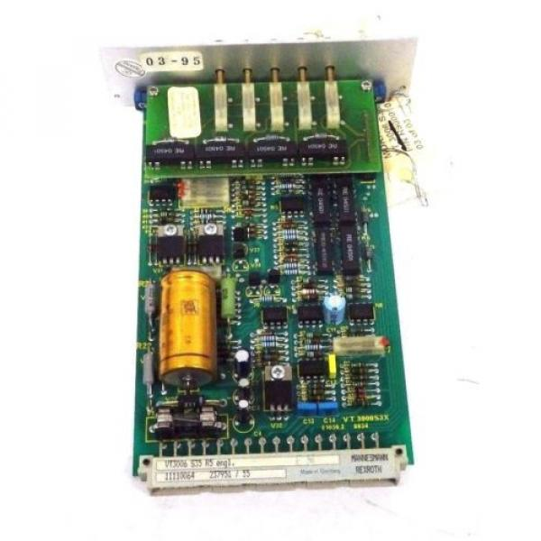 NEW Canada India REXROTH VT-3006-S35-R5 AMPLIFIER PROPORTIONAL PC BOARD VT3006S35R5 #3 image