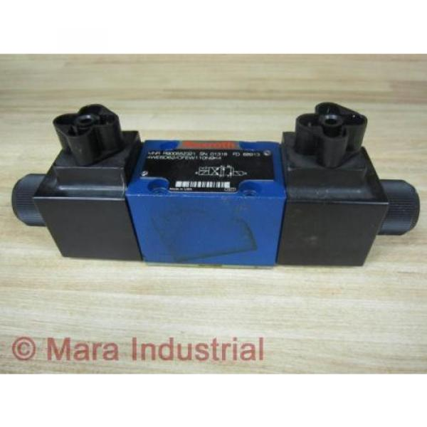 Rexroth Bosch R900552321 Valve 4WE6D62/OFEW110N9K4 - origin No Box #1 image