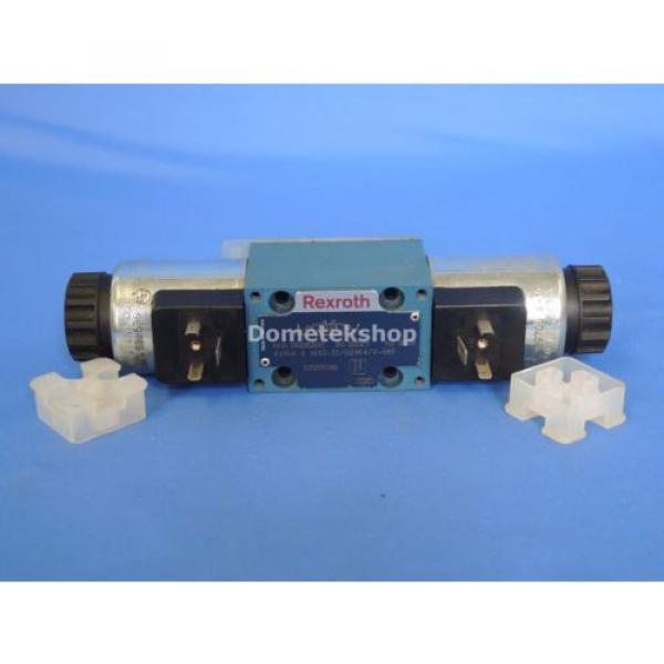 Rexroth 4WRA 6 W30-22/G24K4/V-589 Hydraulic Valve R900953093 origin #2 image
