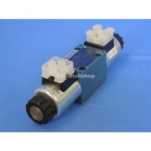 Rexroth 4WRA 6 W30-22/G24K4/V-589 Hydraulic Valve R900953093 origin #4 image