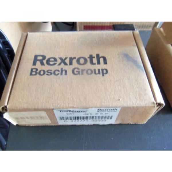 origin In Box Wabco / Rexroth PJ22771 Pneumatic Directional Control Valve P J22771 #1 image