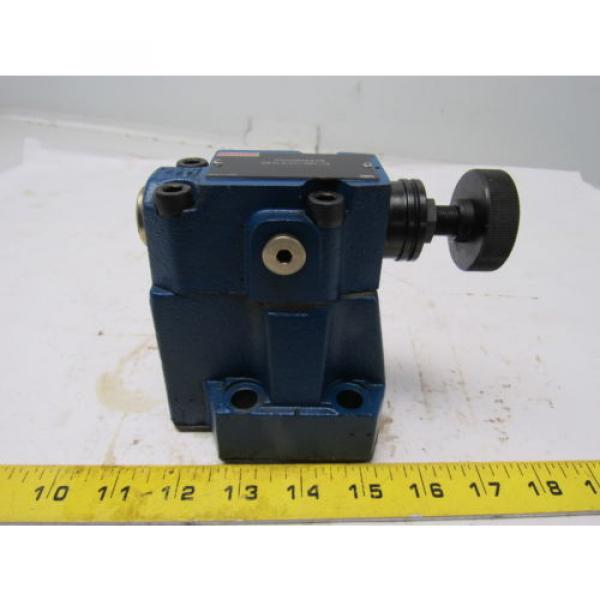 Bosch Rexroth R900905978 DR10-4-52/100Y/12 Pressure Reducing Valve #1 image
