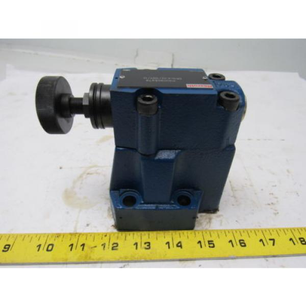 Bosch Rexroth R900905978 DR10-4-52/100Y/12 Pressure Reducing Valve #3 image