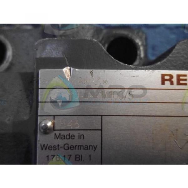 REXROTH Korea Canada 495698/3 *NEW NO BOX* #1 image