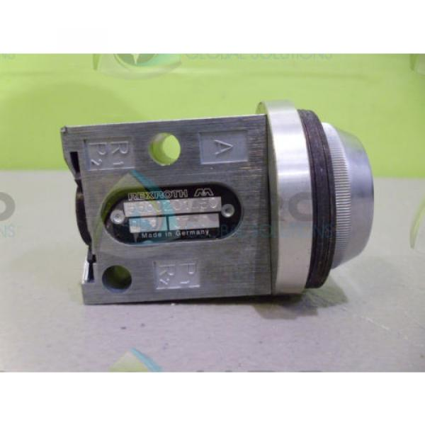 REXROTH 5630201050 VALVE Origin NO BOX #2 image