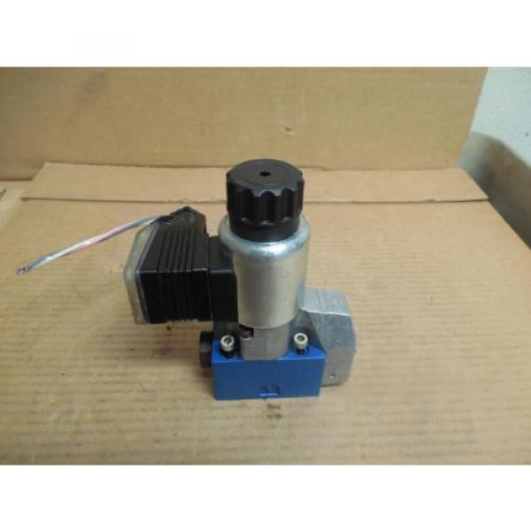 REXROTH SOLENOID VALVE M-3 SEW 6 U36/420 M G96 N9K4 R90057070744 #5 image