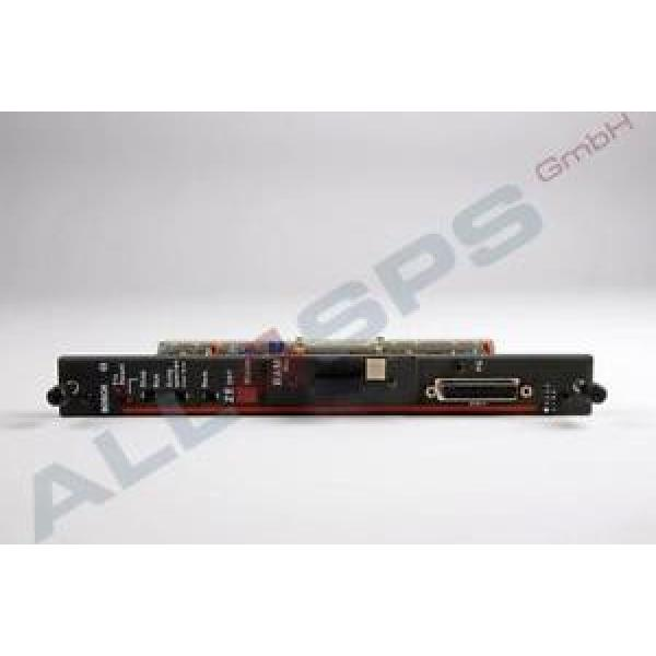 BOSCH Canada Australia REXROTH SPS ZE 301 USED #1 image