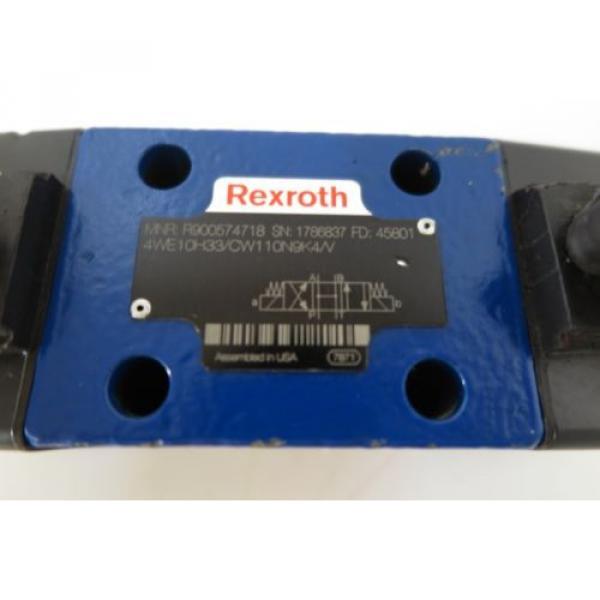 Rexroth directional control valve R900574718 #2 image
