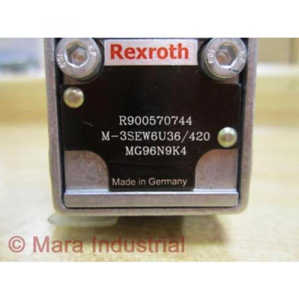 Rexroth R900570744 Poppet Valve - origin No Box #2 image