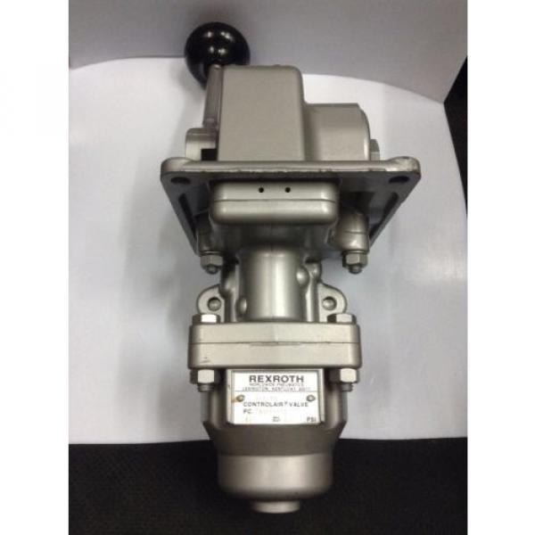 H-2-FX  P50494-15  R431002651 REXROTH H-2 Controlair® Lever Operated Valve #1 image