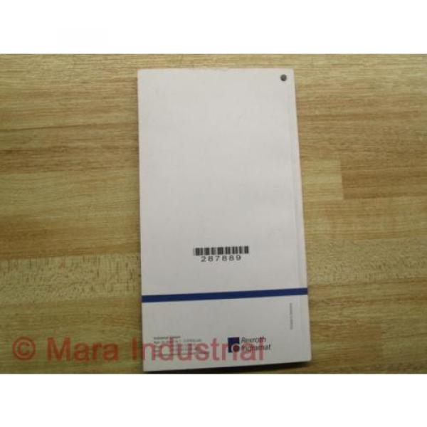 Mannesmann Japan Australia / Rexroth SV01-MS-P Manual 120-1300-B305 #5 image