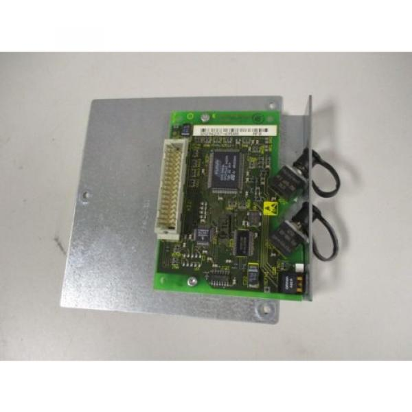 REXROTH Australia USA INDRAMAT BGR DKC02.3 LK SCK02 MODULE CARD BGRDKC02.3LKSCK02 #1 image