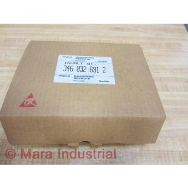 Rexroth China Italy Bosch Group 346 032 691 2 Circuit Board 3460326912 (Pack of 3) #2 image