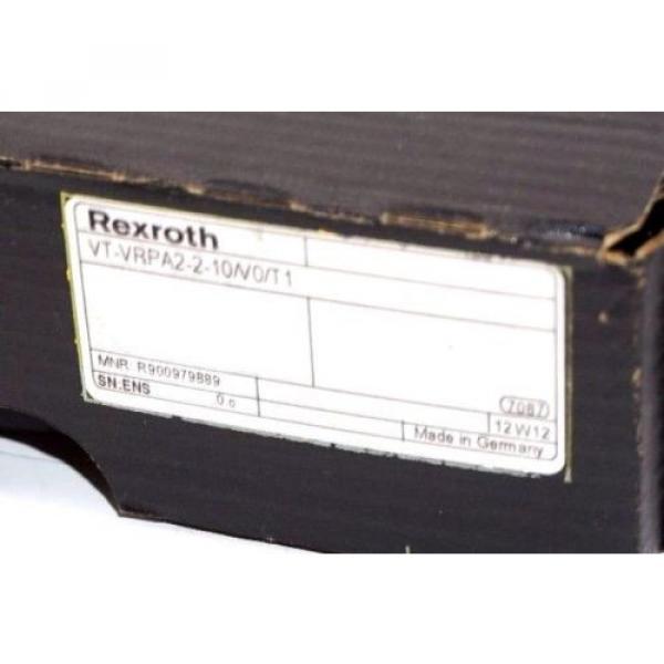 NEW Canada Germany BOSCH REXROTH VT-VRPA2-210/V0/T1 AMPLIFIER BOARD VTVRPA2210/V0/T1 #2 image