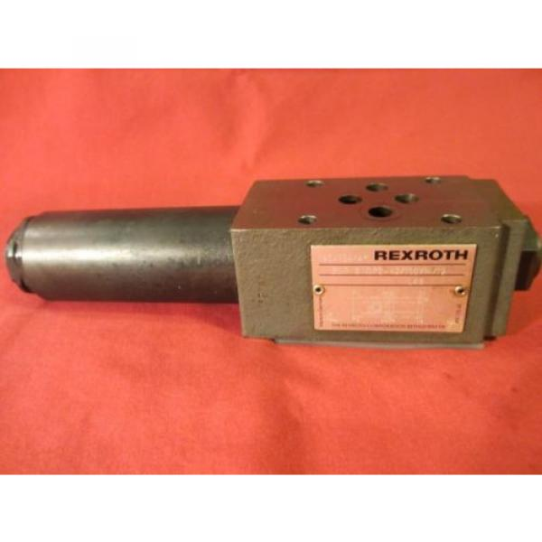 Rexroth ZDR 6 DP2-42/150YM/12 Pressure Relief Valve, ZDR6DP242150YM/12 #1 image