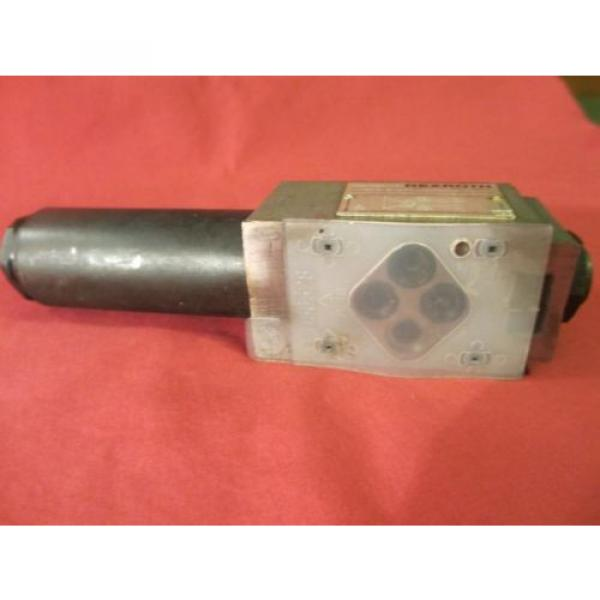 Rexroth ZDR 6 DP2-42/150YM/12 Pressure Relief Valve, ZDR6DP242150YM/12 #2 image