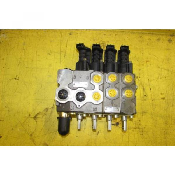 Rexroth Hydraulic Control Block Remote Valve origin No Box #1 image