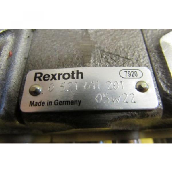 Rexroth Hydraulic Control Block Remote Valve origin No Box #4 image