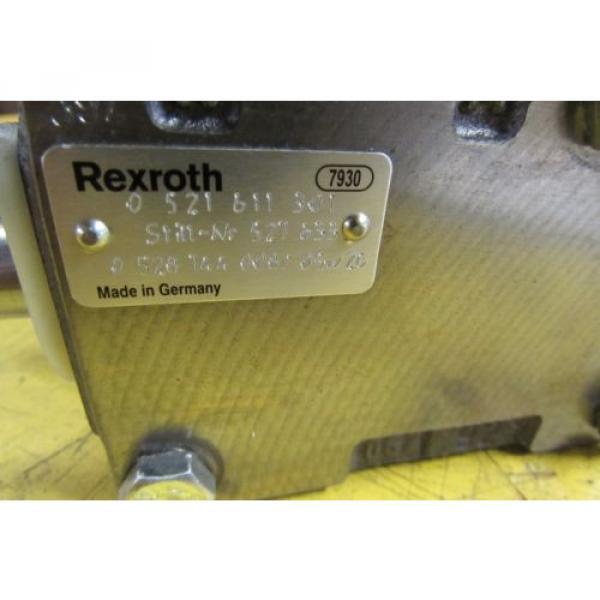 Rexroth Hydraulic Control Block Remote Valve origin No Box #5 image