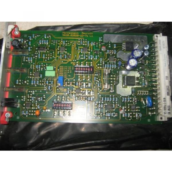 (Q5-3) Canada china 1 NEW REXROTH VT-VSPA-1-D10 PC BOARD #1 image