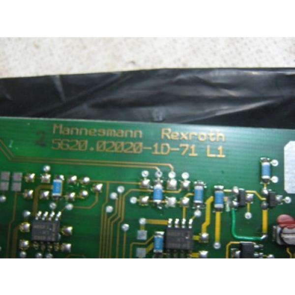 (Q5-3) Canada china 1 NEW REXROTH VT-VSPA-1-D10 PC BOARD #3 image