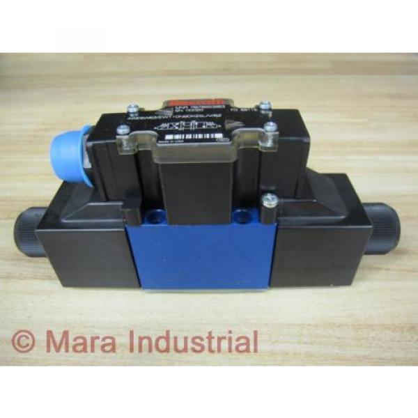 Rexroth Bosch R978893863 Valve 4WE6W62/EW110N9DK25L/V/62 - origin No Box #1 image
