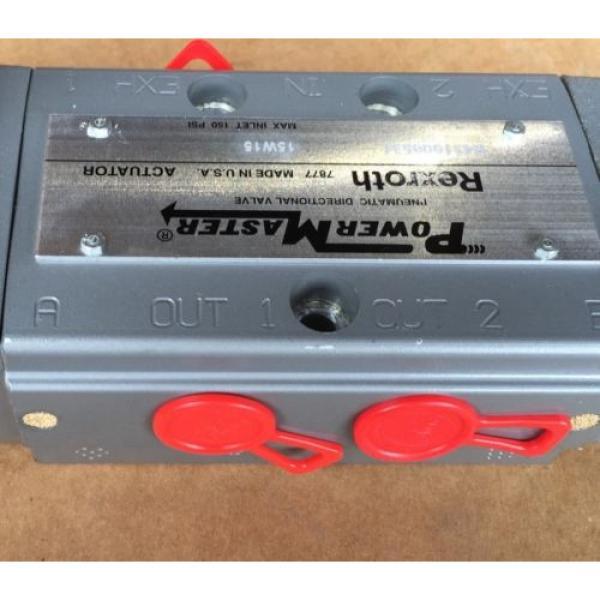 Rexroth USA Korea PT34101-115 Power Master Valve #3 image