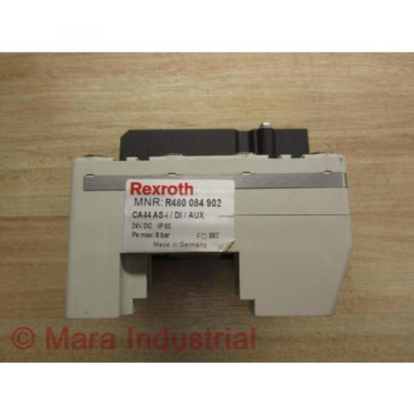 Rexroth USA France R480 084 902 Valve - New No Box #5 image