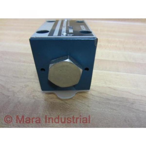 Rexroth Germany Korea Bosch 0 810 091 376 Valve 081WV06P1V6012D50 - New No Box #3 image