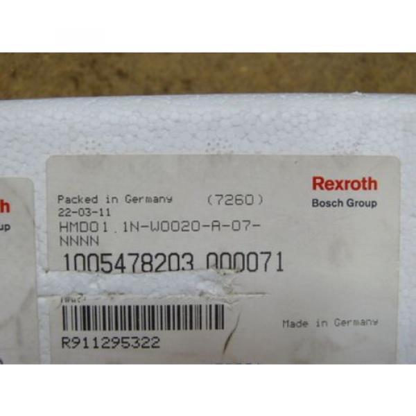 Rexroth Greece Japan HMD01.1N-W0020-A-07-NNNN   Doppelachs - Wechselrichter   > ungebraucht! #3 image