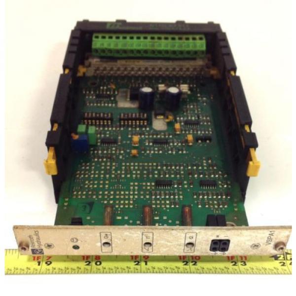 MURR France Germany ELEKTRONIK 63512 REXROTH HYDRAULICS CIRCUIT BOARD VSPA1 #1 image