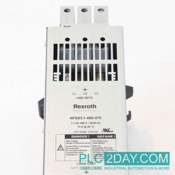 Rexroth China India   NFD03.1-480-075   NEW   NSPP   PLC2DAY #3 image