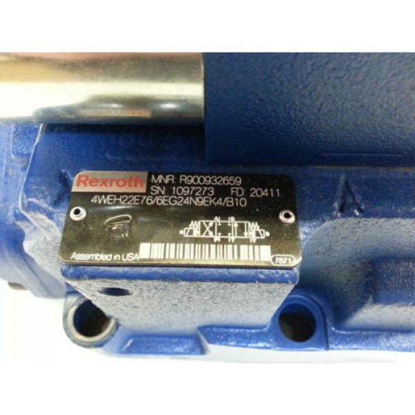 Bosch Rexroth R900932659 Directional Control Valve  Origin #3 image