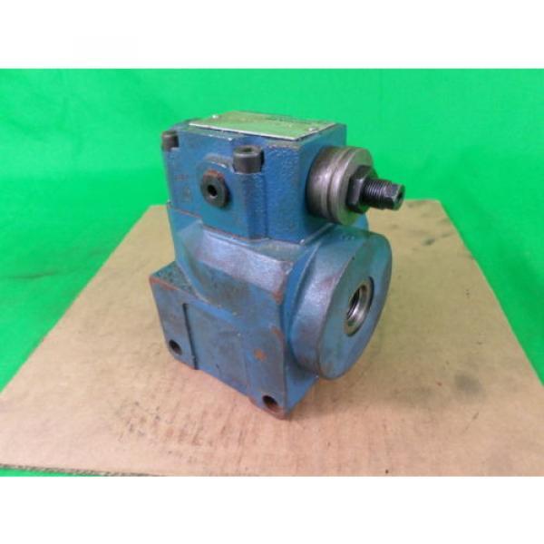 Mannesmann Rexroth DB10G2-521315U/12 Hydraulic Pressure Relief Valve #1 image
