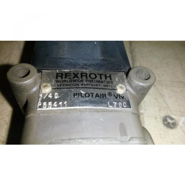 NOS Bosch Rexroth Linear Control Valve P55411 Wabco A/S32P-2 Truck 2520008228898 #2 image