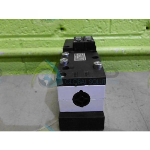 BOSCH REXROTH 2612081300 PNEUMATIC VALVE Origin NO BOX #4 image