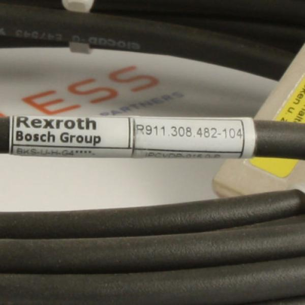 Bosch Italy Greece Rexroth Verbindungskabel BKS-U-H-G4 IPCVDP-015,0 P NOV #2 image
