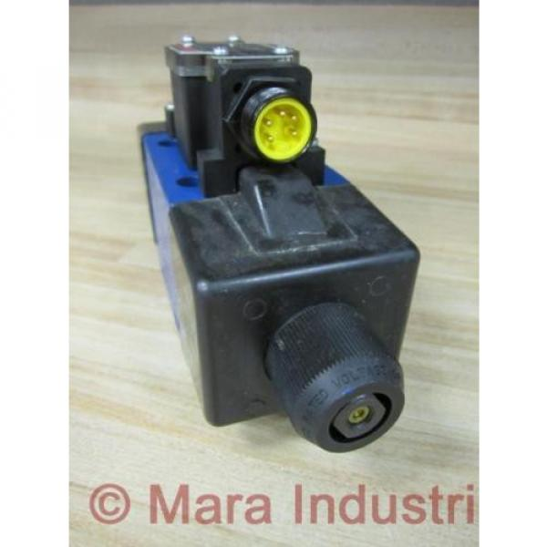 Rexroth Singapore Canada Bosch R900708880 Valve 4WE10J40/CW110N9D K25L - New No Box #4 image
