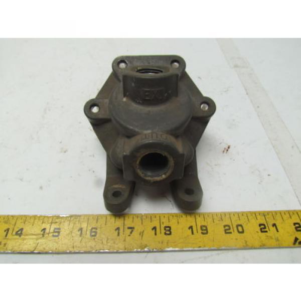 Rexroth P52935-4 Aluminum quick exhaust valve 1/2#034;NPT #1 image