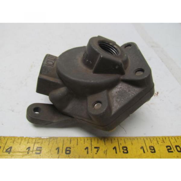Rexroth P52935-4 Aluminum quick exhaust valve 1/2#034;NPT #2 image