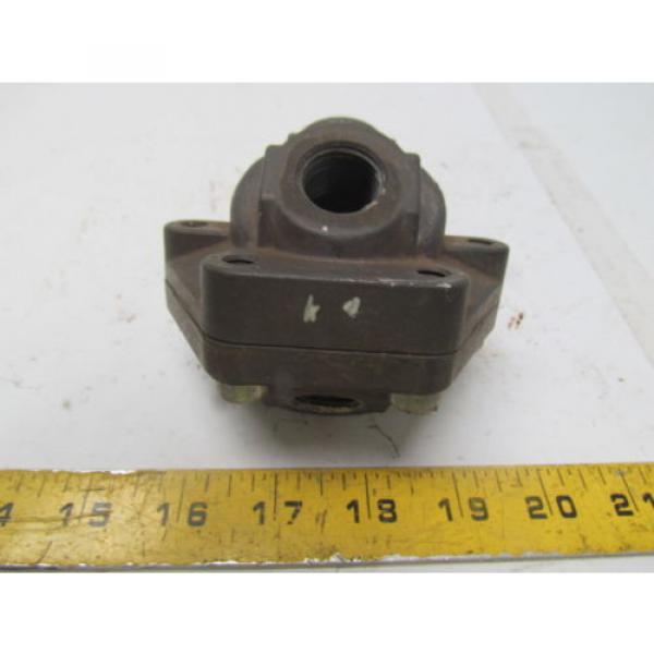 Rexroth P52935-4 Aluminum quick exhaust valve 1/2#034;NPT #3 image