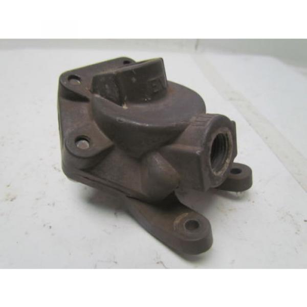 Rexroth P52935-4 Aluminum quick exhaust valve 1/2#034;NPT #5 image