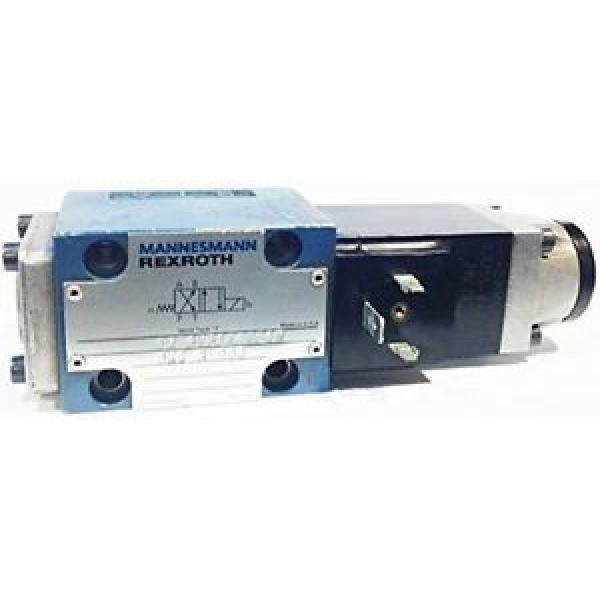 Bosch Rexroth AG 4WE6Y51/AG24N9K4 RE999 Directional Spool Valve #1 image