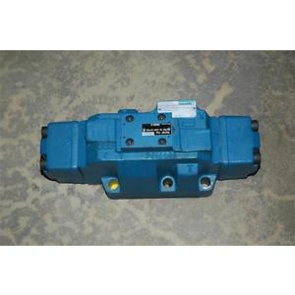 Rexroth 4 Way Electro-Hydraulic Directional Spool Control Valve H-4WEH Size 25 #1 image