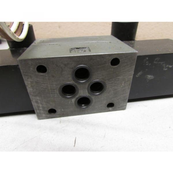 Rexroth 4WE6J51 AW120-60NZ45V Hydraulic Valve #4 image