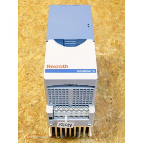 Rexroth Australia Japan FCS01.1E-W0008-A-02-NNBV IndraDrive Frequenzumrichter   >ungebraucht!< #2 image