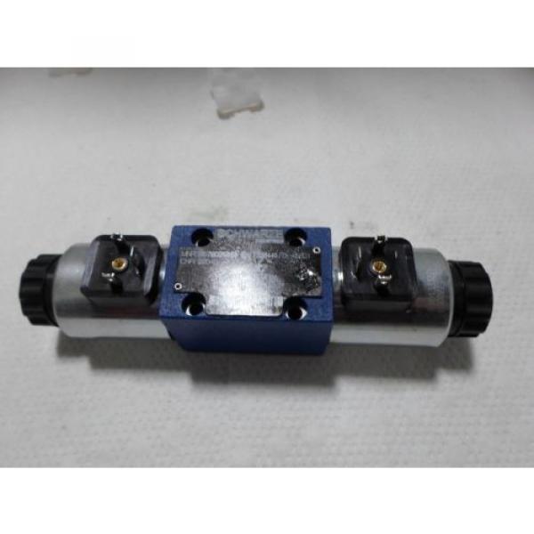 Rexroth Hydraulic Valve Schwarze sweeper 22040 #1 image