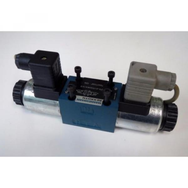 Bosch Australia Canada Rexroth Direct Operated Directional Spool Valve 4WE 6 J73-61/EG24k4/A12 #1 image